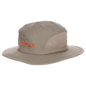 Панама  Simpson Mesh Sun Hat Desert Khaki Marmot. Цвет: серый