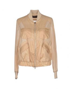 Куртка GATTINONI. Цвет: бежевый