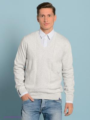 Пуловер PEPE JEANS LONDON. Цвет: серый
