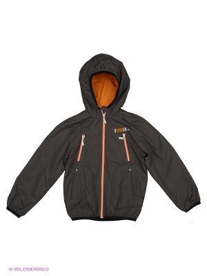 Куртка Артус. Цвет: серый