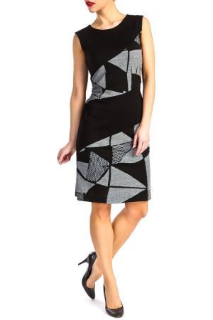 Платье Georgede. Цвет: black and white