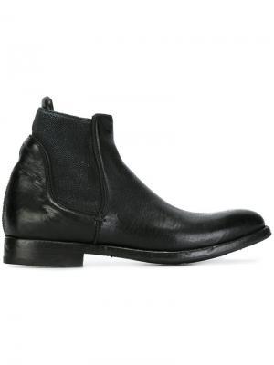 Ботинки Sveva Alberto Fasciani. Цвет: чёрный