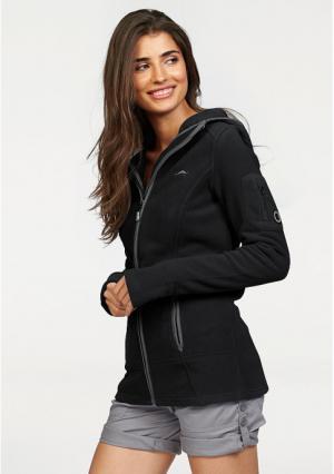 Флисовая куртка Kangaroos. Цвет: синий, черный