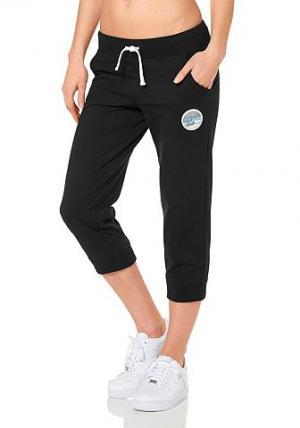 Брюки 3/4 OCEAN Sportswear. Цвет: черный