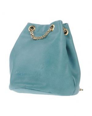 Рюкзаки и сумки на пояс MIMISOL. Цвет: светло-зеленый