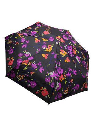 Зонт Edmins. Цвет: черный, красный, фуксия
