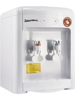 Кулер для воды Aqua Work 36TKN (белый), только нагрев, настольный. Цвет: белый