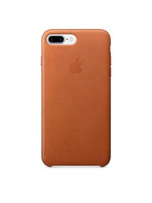 Чехол (клип-кейс) Apple для iPhone 7 Plus MMYF2ZM/A светло-коричневый. Цвет: коричневый