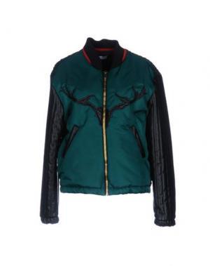 Куртка LEITMOTIV. Цвет: зеленый