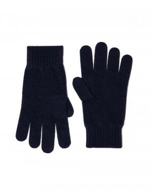 Перчатки Benetton. Цвет: синий