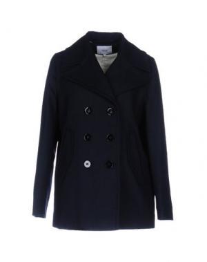 Пальто WESC. Цвет: темно-синий