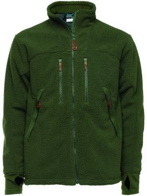 Куртка YAKIMA DIDRIKSONS. Цвет: хаки