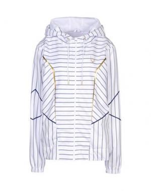 Куртка LUCAS HUGH. Цвет: белый