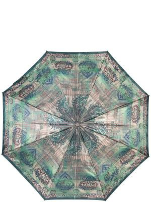 Зонт Eleganzza. Цвет: зеленый, серо-коричневый, синий