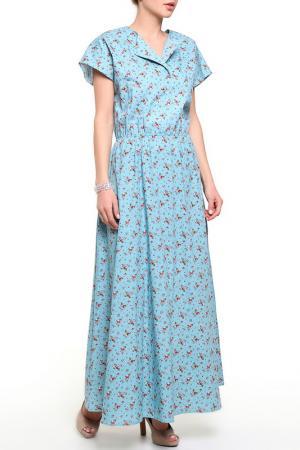 Платье PRIVATE SUN. Цвет: мультицвет