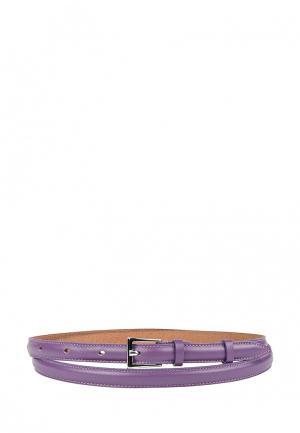 Ремень VIP Collection. Цвет: фиолетовый