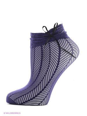 Носки детские Penti. Цвет: темно-фиолетовый