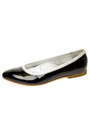Туфли CIAO. Цвет: черный