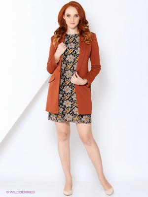 Жакет Glam Goddess. Цвет: оранжевый