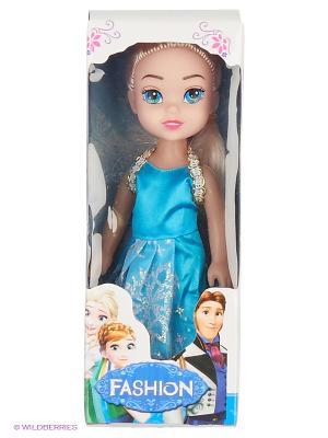 Кукла 4 вида . teeboo. Цвет: голубой
