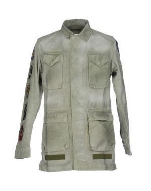 Куртка OFF WHITE c/o VIRGIL ABLOH. Цвет: зеленый-милитари