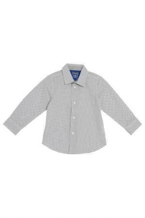 Рубашка Chicco. Цвет: бежевый