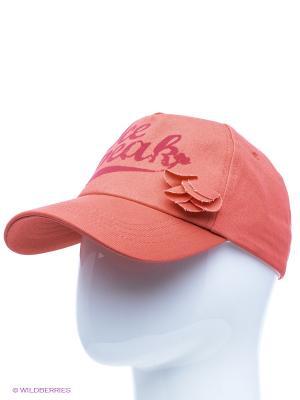 Бейсболка Icepeak. Цвет: персиковый
