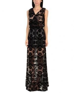 Пляжное платье MISS BIKINI. Цвет: черный