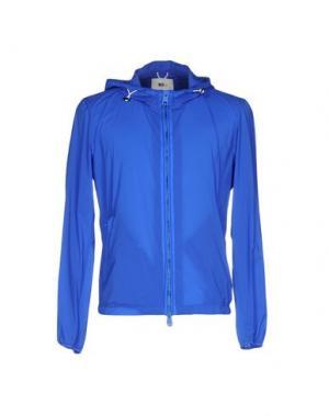 Куртка KIRED. Цвет: синий