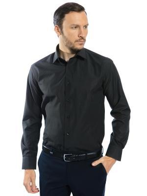 Рубашка GroStyle. Цвет: черный