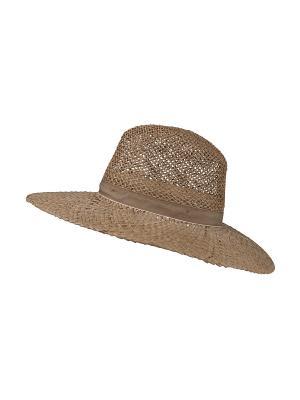 Шляпа APART. Цвет: коричневый
