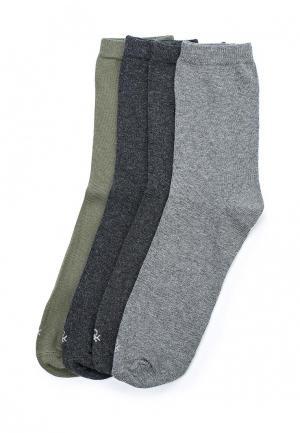 Комплект носков 4 пары United Colors of Benetton. Цвет: разноцветный