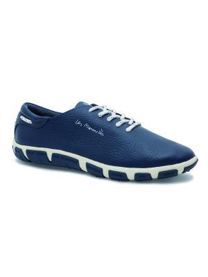 Ботинки TBS. Цвет: темно-синий