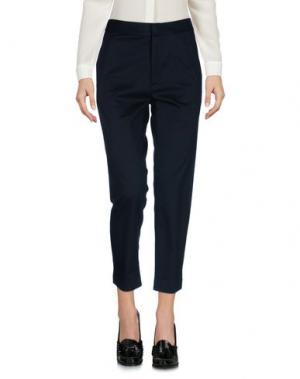 Повседневные брюки 6397. Цвет: темно-синий
