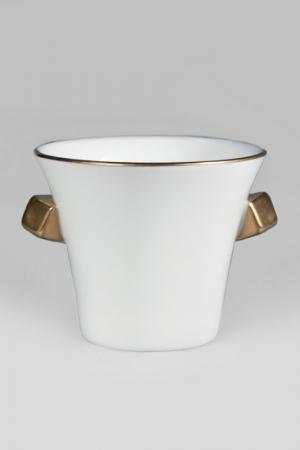 Чашка малая Narumi. Цвет: белый