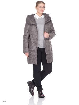 Пальто MONTSERRAT. Цвет: темно-серый