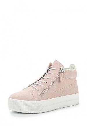 Кеды Keddo. Цвет: розовый