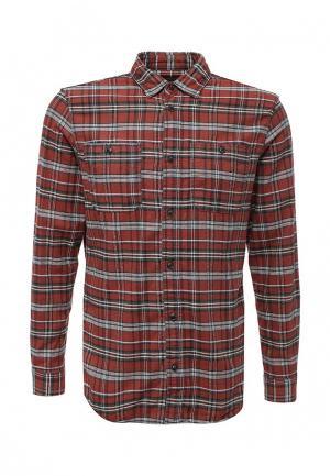 Рубашка Jack & Jones. Цвет: оранжевый
