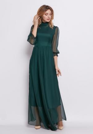 Платье Nothing but Love. Цвет: зеленый