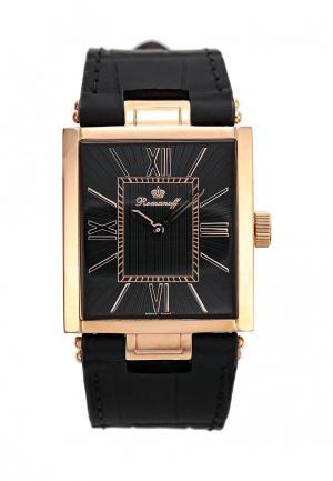 Часы Romanoff. Цвет: черный