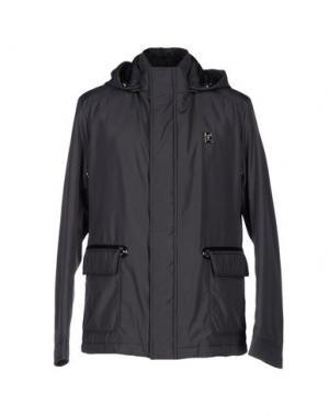 Куртка PIERO GUIDI. Цвет: темно-синий