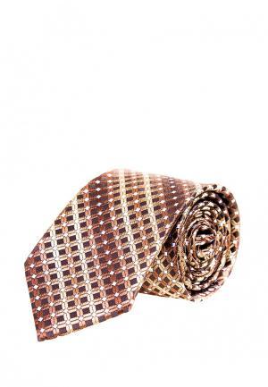 Галстук Patrikman. Цвет: коричневый
