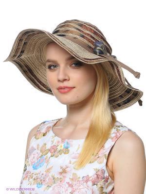 Шляпа Shapkoff. Цвет: кремовый