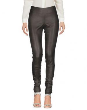 Повседневные брюки APHERO. Цвет: стальной серый