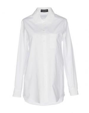 Pубашка NORA BARTH. Цвет: белый