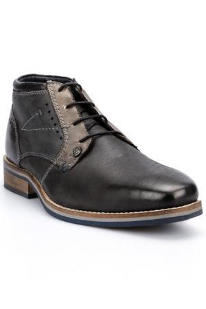Ботинки Otto Kern. Цвет: black