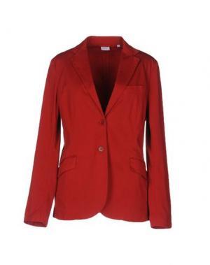 Пиджак ASPESI. Цвет: красный