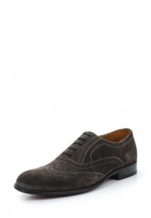 Туфли Old Signature. Цвет: серый