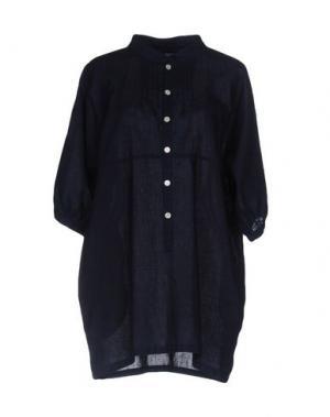 Блузка BLUE JAPAN. Цвет: темно-синий