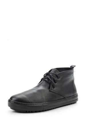 Ботинки Poblenou. Цвет: черный